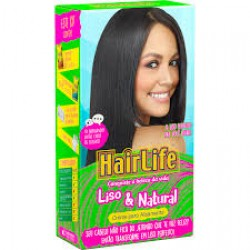 Kit indreptare HairLife Liso & Natural