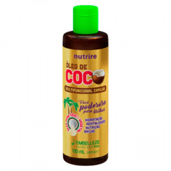 Ulei de par Nuca de cocos 100 ml