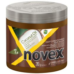 Masca Par  Ulei Nuca de Cocos Novex 210 g