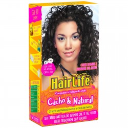 Kit  HairLife Par Cret si Natural