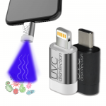 Mini UVC Sterilizator USB Telefon mobil Ultraviolet pentru IPHONE