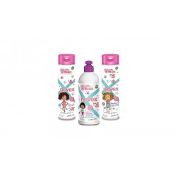 Set Par Cret Copii Novex My Little Curls