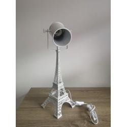Veioza Turn Eiffel Alb