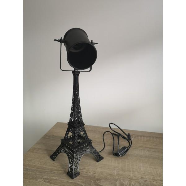 Veioza turn Eiffel Negru