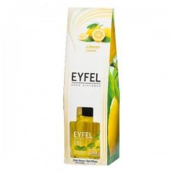 Odorizant cu Betisoare Parfumate Lamaie, Eyfel, 120ml