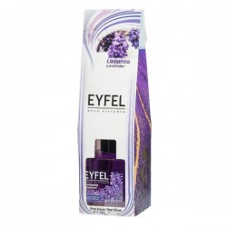Odorizant cu Betisoare Parfumate Lavanda, Eyfel, 120ml