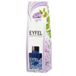Odorizant cu Betisoare Parfumate Liliac, Eyfel, 120ml