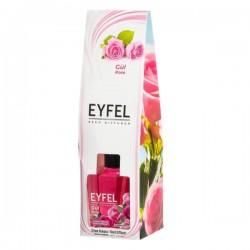 Odorizant cu Betisoare Parfumate Trandafir, Eyfel, 120ml