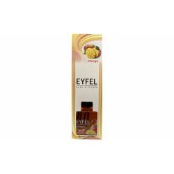 Odorizant cu betisoare parfumate Mango, EYFEL, 120 ml