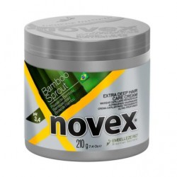 Masca Par Extract Bambus Novex 210 g