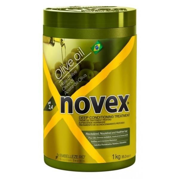 Masca Tratament Ulei de Masline Novex   1 kg