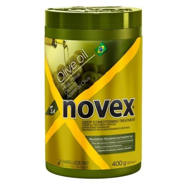 Masca Tratament Ulei de Masline Novex 400 g
